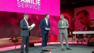 Michael Hagspihl (M.), Niek Jan van Damme (r.)