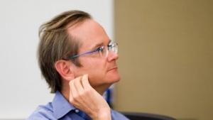 Lawrence Lessig bewirbt sich offiziell um das US-Präsidentenamt.