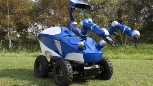 Interact Centaur Rover: Roboter aus 400 km Höhe fernsteuern