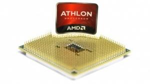 Athlon-Logo auf einer FM2+ CPU