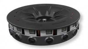 Odyssey ist eine Halterung für 16 Gopro-Kameras.