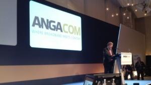 Thomas Braun, Präsident des Verbandes Deutscher Kabelnetzbetreiber (Anga)