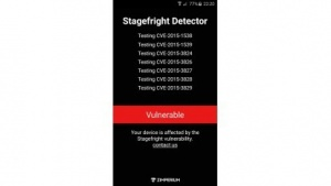 Noch immer sind viele Android-Geräte durch Stagefright verwundbar.