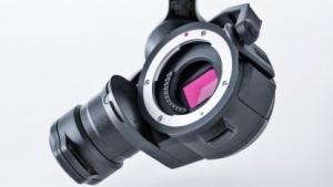 Die neue Multicopter-Kamera Zenmuse X5 von DJI