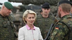 Will die Bundeswehr digital aufrüsten: Verteidigungsministerin Ursula von der Leyen