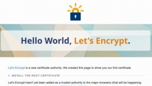Let's Encrypt will mehr SSL-/TLS-Zertifikate unters Volk bringen.