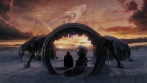 Per Anhalter durch die Galaxis - in der Verfilmung von 2005