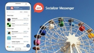 Samsung hat mit Socializer eine Whatsapp-Alternative veröffentlicht.