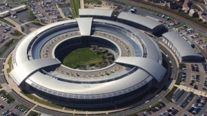Hauptquartier des GCHQ in Cheltenham