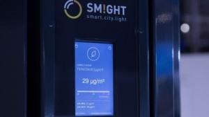 Straßenlaterne Smight: Lokalpolitiker wollten einen Notrufknopf