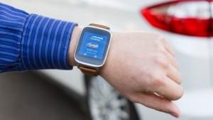 Die Smartwatch-Erweiterung der Myford-Mobile-App