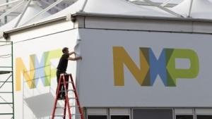Logo von NXP
