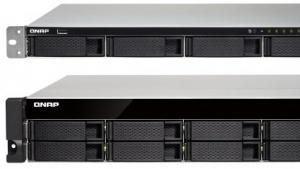 Neues NAS-System für Serverschränke setzt auf AMDs G-Serie.