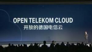 Telekom und Huawei in Schanghai