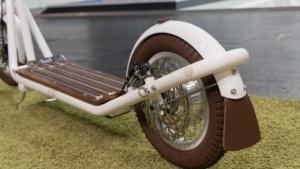 E-Tretroller von Kumpan Electric: Unterstützung wie beim E-Bike