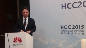 Jörg Karpinski, Sales Director Enterprise Germany bei Huawei