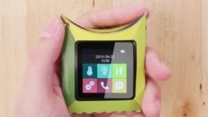 Das Rephone mit Touchscreen