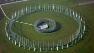 Die BND-Abhöranlage im schwäbischen Gablingen erfasst Kurzwellensignale.