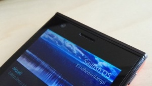 Das Jolla-Smartphone nach dem Update