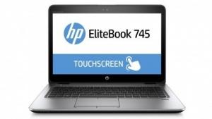 Das Elitebook 725 G3 mit Carrizo-Business-Chip verfügt über ein 12,5-Zoll-Display