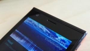 Die aktuelle Version SailfishOS 2.0 auf dem Jolla Phone