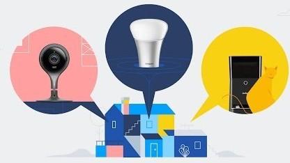 Google Weave soll Haushaltsgeräte miteinander kommunizieren lassen.