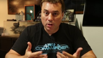 Chris Roberts, Chefentwickler von Star Citizen