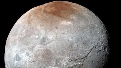 Plutomond Charon