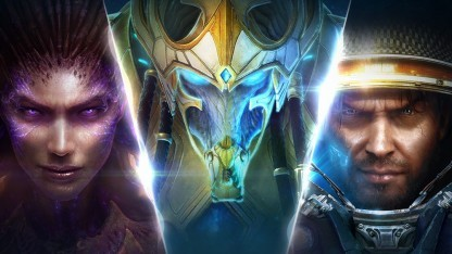 Artwork von Starcraft 2 - Legacy of the Void