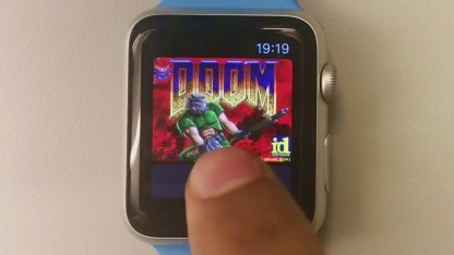 Doom auf der Apple Watch