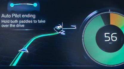 Benutzerinterface für hochautomatisiertes Fahren