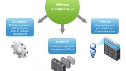 Einige Virtualisierungsdienste von VMware haben kritische Sicherheitslücken.