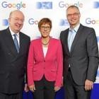 Künstliche Intelligenz: Google beteiligt sich beim deutschen KI-Zentrum