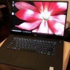 XPS 15 im Hands On: Dells Ultrabook wird größer und kleiner