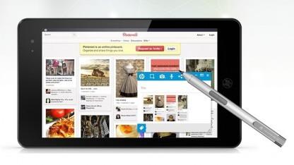 HPs neues Windows-Tablet Envy 8 Note