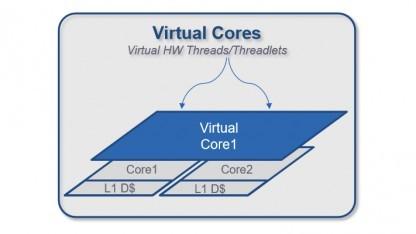 Funktionsweise der Visc-Architektur des Shasta-Prozessors