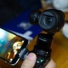 Osmo im Hands on: DJI präsentiert stabilisierte Handkamera für 750 Euro