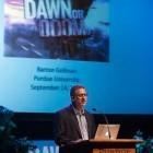 Wegen Snowden-Folien: Uni wollte Beamer für immer zum Schweigen bringen