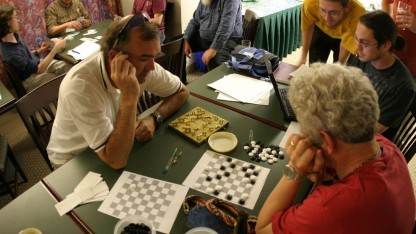 Auch bei Brettspielen werden die Spieler zu Algorithmikern.