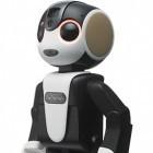 Robohon: Sharp präsentiert Smartphone in Roboter-Form