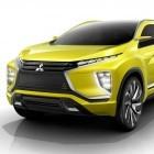 Elektro-SUV: Mitsubishi eX nutzt Windschutzscheibe als Bildschirm