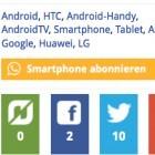 In eigener Sache: Golem.de-Themen per Whatsapp abonnieren