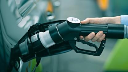 H2 Mobility Joint Venture will  Wasserstoff-Tankstellennetz aufbauen.
