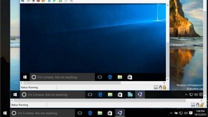 Verschachtelte Virtualisierung in Windows 10