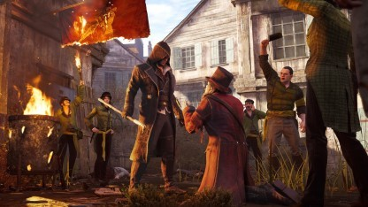 Ubisoft-Spiel Assassin's Creed Syndicate