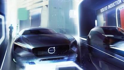 Elektrifizierte automobile Zukunft bei Volvo