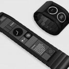 Polyera: Wove ist ein E-Ink-Armband mit Touchscreen