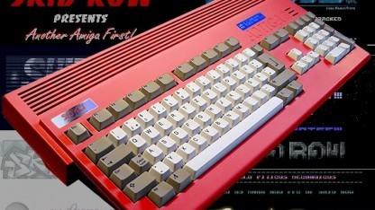 Neues Gehäuse für Amiga 1200