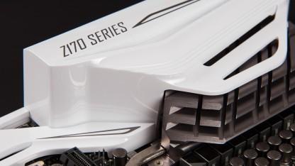 Auf Boards mit Z170-Chip laufen die Xeon E3 v5 nicht.
