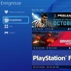 Sony: Firmware 3.10 für die PS4 mit neuen Funktionen